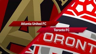 Highlights: Atlanta United 2-2 Toronto FC