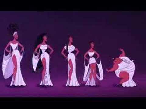 Coprire immagine della canzone The gospel truth da Disney