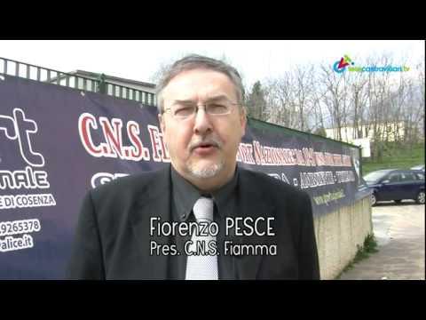 Il CNS Fiamma a Congresso nel Pollino