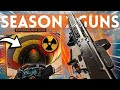 Using the NEW WEAPONS in Warzone Season 2 & Exploring MISSILE SILOS! (FARA 83 + CX-9 SMG Gameplay)
