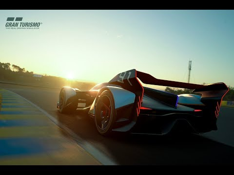 McLaren Ultimate Vision Gran Turismo Is Coming To The PlayStation 4