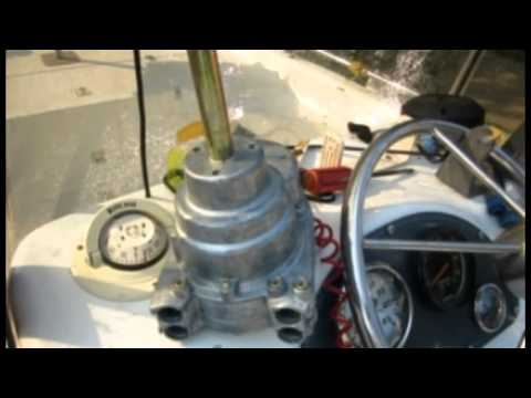 Boat Steering Change Teleflex Dual Cable Manual Seastar Is