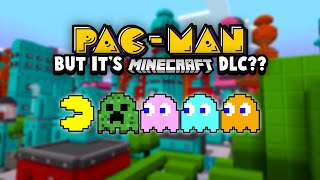 Minecraft Just Released Pacman DLC???