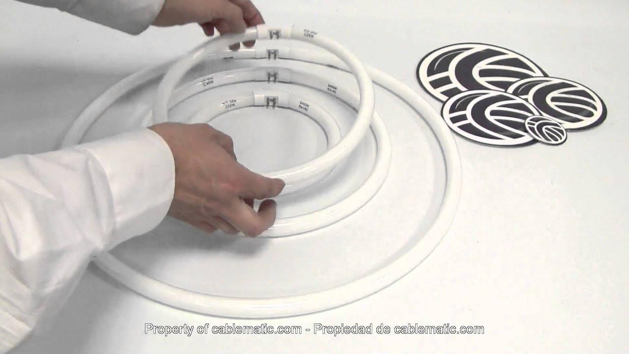 Tubos de luz fluorescente images - Tubos fluorescentes circulares ...