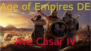 Age of Empires; Ave Cäsar IV