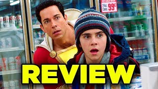 SHAZAM Review! - Why It Works #Debrief
