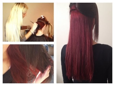 Red Hair (Dying hair red) Tutorial