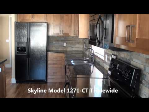 Triple Wide Manufactured Home model 1271CT Skyline Factory Direct Homes McMinnville Oregon