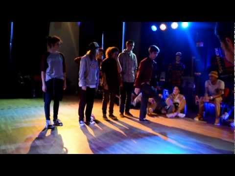 DFA 2013 Preselection | Final Battle | Left Love vs. Avengers