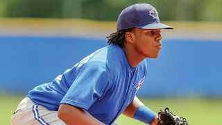 Vladdy Jr. tearing it up at the plate & improving at 3rd