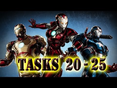 Marvel Avengers Alliance - Spec Ops 9 Task 20-25