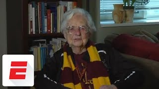 Meet Sister Jean: Loyola-Chicago's not-so-secret weapon | ESPN