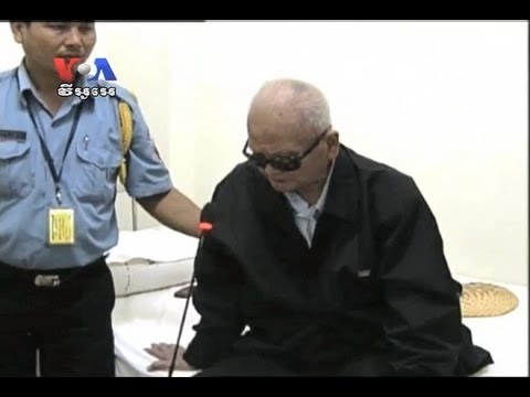 At Court, Khmer Rouge Leader Admits Responsibility for Regime's Failings