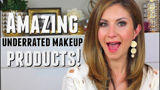 Amazing Underrated Makeup Products You Need to Know About | Lisa J Makeup