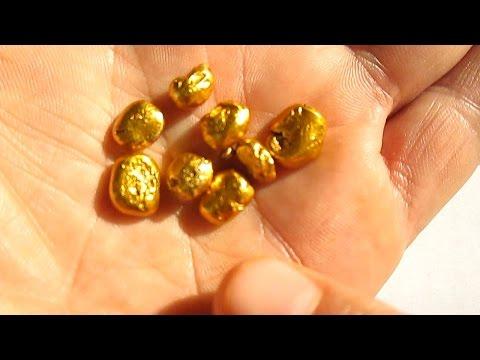 Как получить золото? СЕРЕБРЯНКОЙ