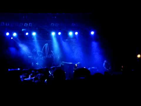 Alcest live at the ABC in Glasgow, Scotland (Tuesday 14th October 2014)