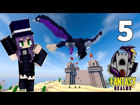 FANTASY REALMS | Minecraft con Suscriptores Ep. 5