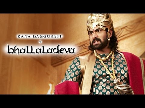 Making Of Baahubali - Happy Birthday Rana Daggubati video