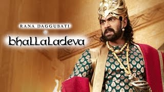 Rana - Making of Baahubali - Happy Birthday Rana Daggubati