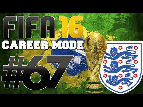 FIFA 16 | Bundesliga Career Mode | #67 | World Cup Final v England