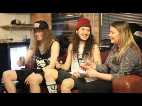 Interview with Lost Society - 29th February 2016