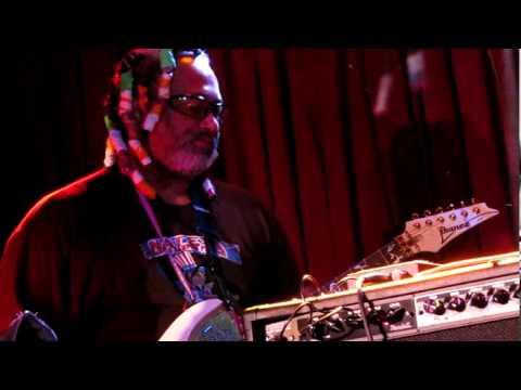 Michael Hampton, Lunchmeataphobia (Think! It Ain't Illegal Yet!), BB King Blues Club, NYC 7-11-10