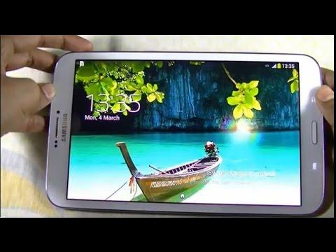 Hard reset Samsung Galaxy Tab 3 8.0 (T311)