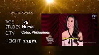 MISS GRAND PHILIPPINES 2018- Eva Patalinjug (MISS GRAND INTERNTATIONAL).