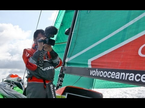 Shoot, Train, Sail - Volvo Ocean Race 2014-15