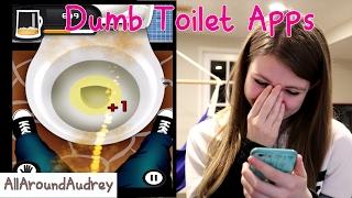 Playing Weird Apps / AllAroundAudrey