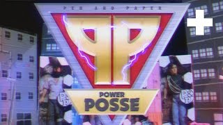 PEN & PAPER | POWER POSSE | ACTION FIGURES SPOT | HD