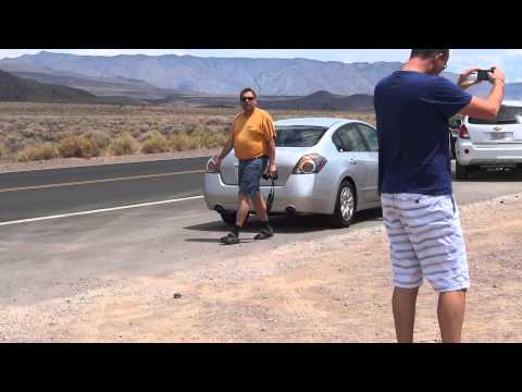 Mammoth Lakes to Death Valley — 20 Jul 2014