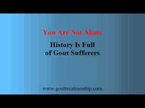 How To Help Gout - Proven gout remedies revealed...