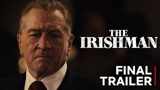 The Irishman | Final Trailer | Netflix
