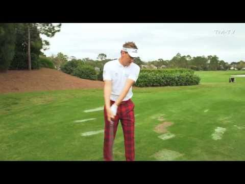 Ian Poulter - TrackMan session Part 3
