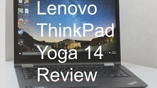 Lenovo ThinkPad Yoga 14 Review 2015