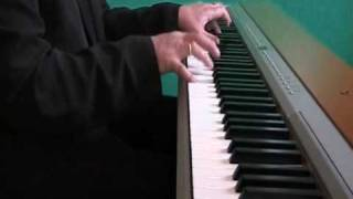 You Go To My Head - piano cover by Surrey jazz pianist played in Latin American style