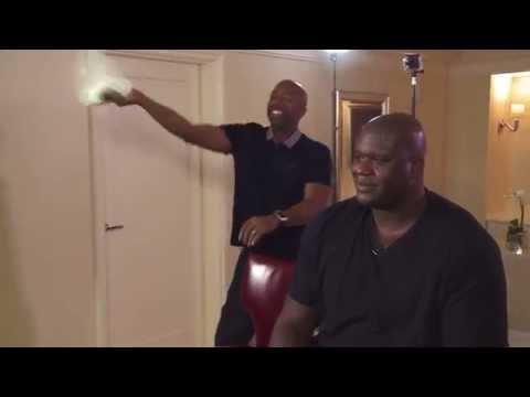 Watch Kenny Smith Show Shaq No Mercy In 'Mortal Kombat X'