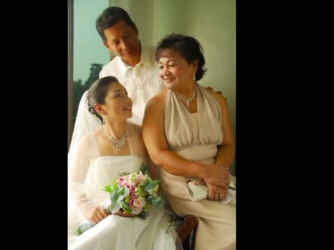 Rosa & Borly wedding slideshow by Derrick Lim Video