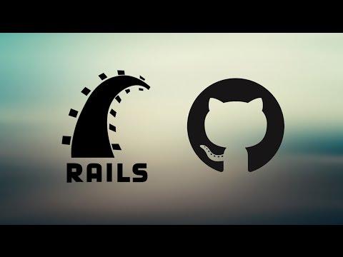 Ruby on Rails работа с Git и github.