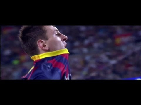 Lionel Messi Vs Real Sociedad (24 9 2013) -individual Highlights- video