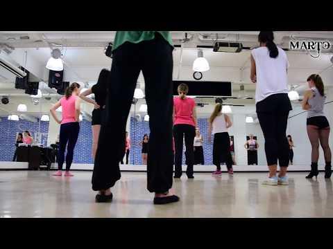 Хай-хилс и вог-интенсив от Кати Щербаковой - супер видео!