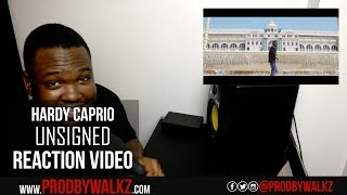 Hardy Caprio ft. One Acen - Unsigned [Music Video] | GRM Daily Reaction