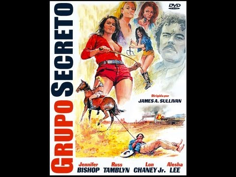 GRUPO SECRETO (Female Bunch, 1969, Full Movie, Spanish, Cinetel)