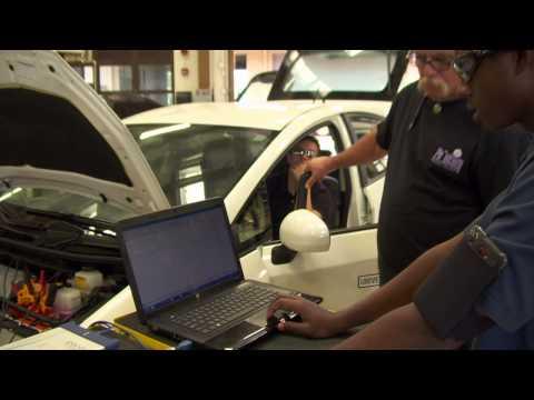 Kauai Community College hybrid & electric automotive program PSA
