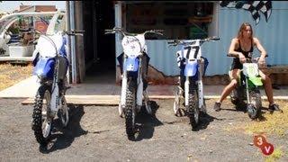 Can Lauren Master Motocross?