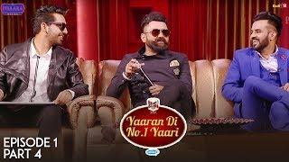 Amrit Maan, Happy Raikoti & Maninder Buttar | Ammy Virk | Yaaran Di No.1 Yaari Ep1 Part4 | PitaaraTV