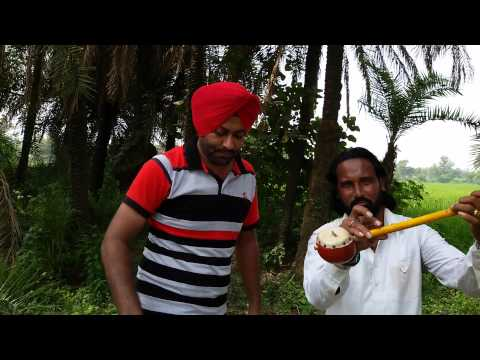 Amardeep singhpuria Sardari live punjabi song 2015