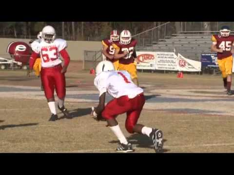 7th-Grade FBU National Championship Final 4 Highlights