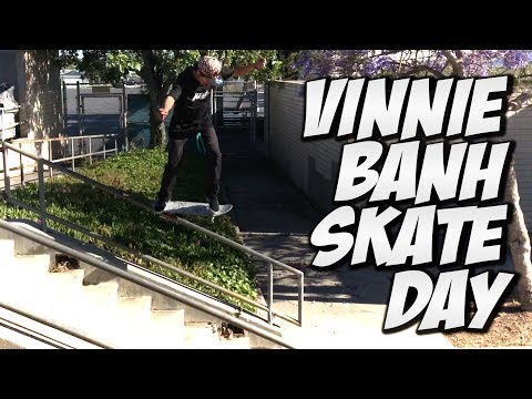 ANOTHER AWESOME DAY WITH VINNIE BANH - A DAY WITH NKA -